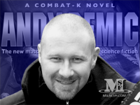 author Andy Remic