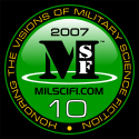 MilSciFi.com, for 5 years of service